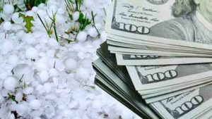 Hail and cash