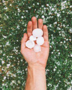 Holding Hail